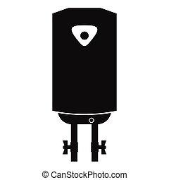 Water heater or boiler
