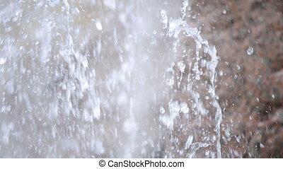 Water. Liquid