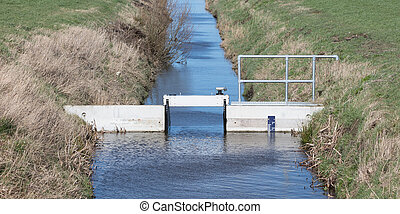 Water management in the Netherlands