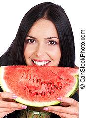 water-melon, דיאטה