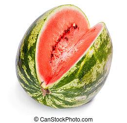 water-melon, maduro