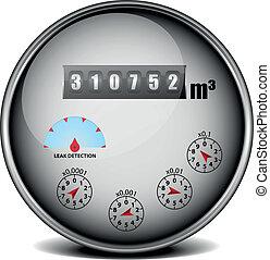water, meter
