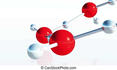 Water Molecules 01