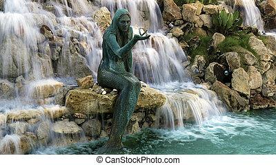 Water nymph of Marmaris