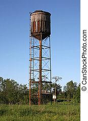 water, oud, toren