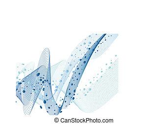 water patterns set
