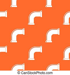Water pipe pattern seamless