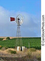 Water pump windmill