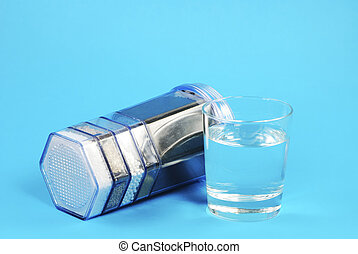 Water Purification Filter - Water purification filter with...