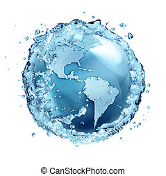water recycle in world Usa