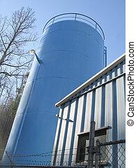 Water Reservoir Tank