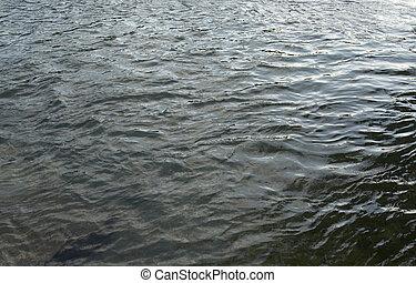 water, rivier