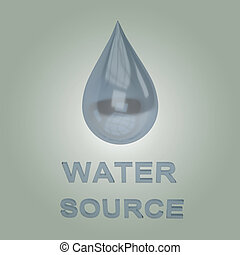 WATER SOURCE concept