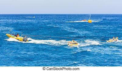 water, sports., griekenland