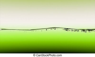 Water surface. animation of water fills the screen HD 1080.
