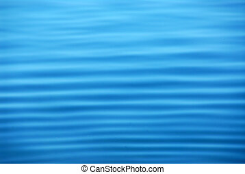 Water surface - Ripples on water surface, background