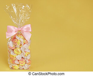 water, taffy, zout