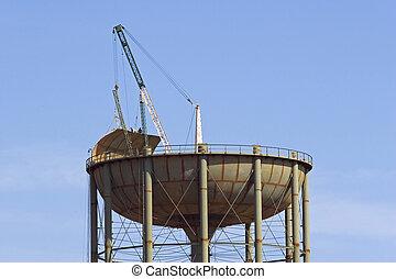 Water Tank Construction 3