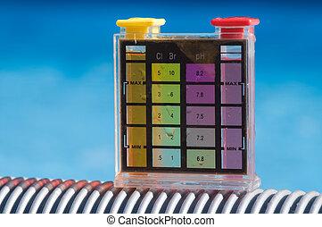 Water Test Kit - Test Kit for swimming pool