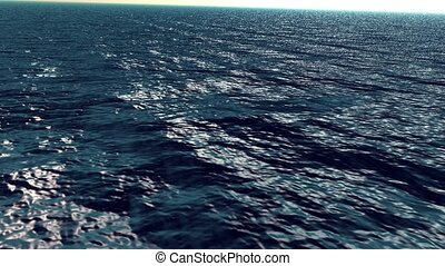 Water / the sea / ocean