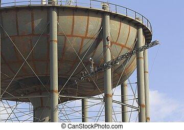 water toren, bouwsector, 5