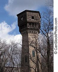 water toren, oud