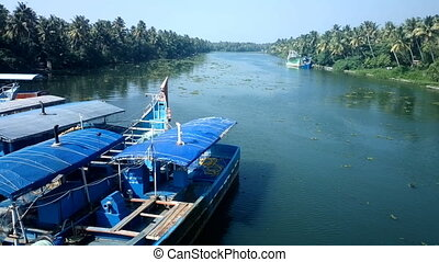 Water transport of India 19. Pleasure and fishing boats are...