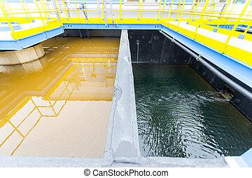Water treatment plant - Rainwater treatment plant (RWTP)....