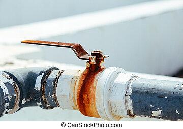 water valve