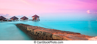 Water Villas - Bungalows - Water Villas on the Perfect...