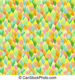 Watercolor abstract seamless pattern texture