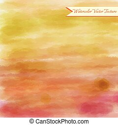 Watercolor abstract texture