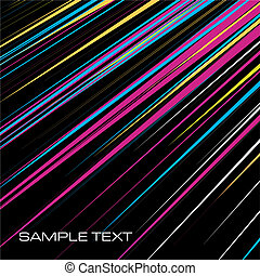 watercolor contemporary design template background vector illustration