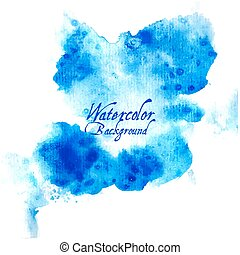 Watercolor Design Element for the Realization of your Best ...