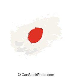 flag of Japan