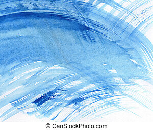 watercolor, geverfde, abstract, achtergrond