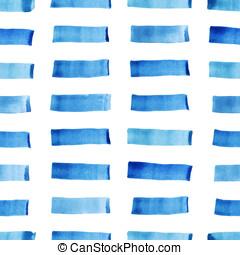 Watercolor pattern.