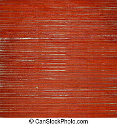 Watercolor red wooden slatted background