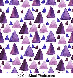 Mosaic geometric background.
