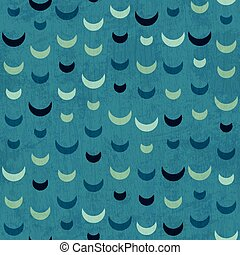 watercolor seamless pattern with grunge effect