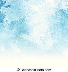 watercolour texture 1011 - Detailed watercolour paint...