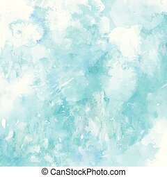 watercolour texture background 2204 - Painted background...
