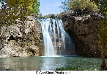 Waterdalls in Turkey