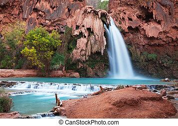 Waterfall Havasu - waterfall