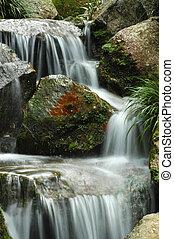 waterfall I - waterfall