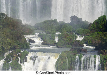 waterfall Iguacu
