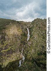 Waterfall in Arouca