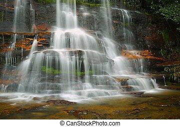 Waterfall in Katoomba