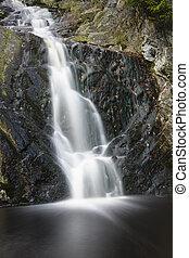 Waterfall Long Exposure Shot