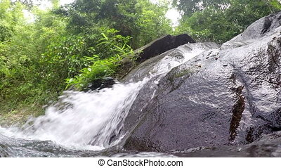 Waterfall on Phuket